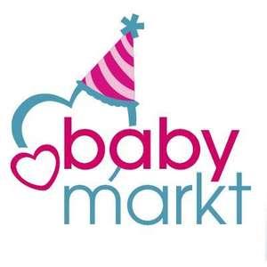 Baby-Markt: 10 € Rabatt ab 80 €