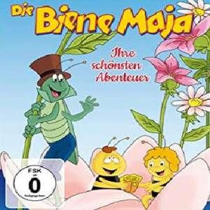 """Filme: """"Die Biene Maja - Ihre schönsten Abenteuer"""" (Klassiker) und """"Die Biene Maja - Die Honigspiele"""" (Animationsfilm) Stream oder DL ZDF"""