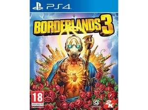 """Borderlands 3 Standard Edition"" (PS4) bei Media Markt für Preis(kammer)jäger"