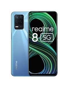realme 8 5G 4+64GB   Dimensity 700   90 Hz-Display   5000 mAh-Akku