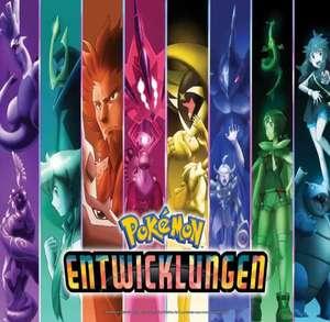 """""""Pokémon Entwicklungen - 8teilige Serie"""" Start am 9.9. Bei Pokémon-TV und auf Youtube gratis sehen"""