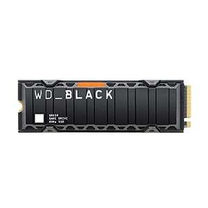 Western Digital WD_BLACK SN850 NVMe SSD 1TB