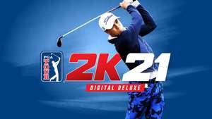 PGA TOUR 2K21 Digital Deluxe Edition im PlayStation Store reduziert