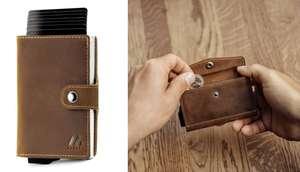 Magati Slim Wallet Zilla mit oder ohne Münzfach