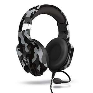 Trust Gaming GXT 323K Carus Black Camo Gaming Headset