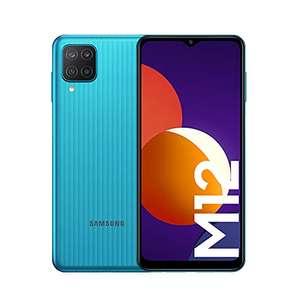 Samsung Galaxy M12 | 5.000 mAh Akku | 128 GB/4GB