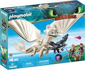 Playmobil DreamWorks Dragons 70038 Tagschatten und Babydrachen