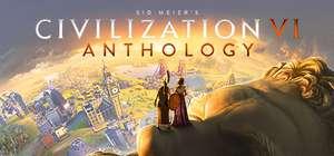 Civilization VI Anthology auf Steam reduziert