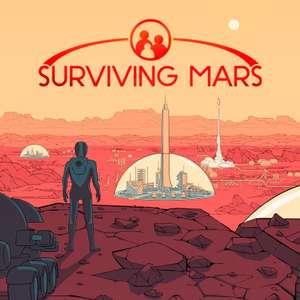 """""""Surviving Mars"""" + """"Mysteries Resupply Pack"""" (Windows / MAC / Linux PC) bis 8.9. um 19 Uhr kostenlos bei Steam holen und behalten"""