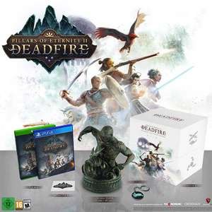 """""""Pillars of Eternity II: Deadfire Ultimate Collector's Edition"""" (PS4 / XBOX One)"""