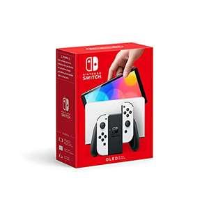 Neue Nintendo Switch OLED, weiß - Bestpreis (Vorbestellung)