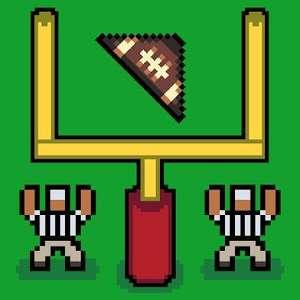 """Pixel Push Football"" (iOS / Android) gratis im Apple AppStore oder Google PlayStore - ohne Werbung / ohne InApp-Käufe -"