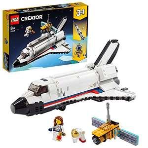 LEGO 31117 Creator 3 in 1 Spaceshuttle
