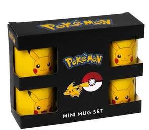 """Espresso Tassen Set - Pokémon - Pikachu"" bei Müller (Abholung in Filiale)"