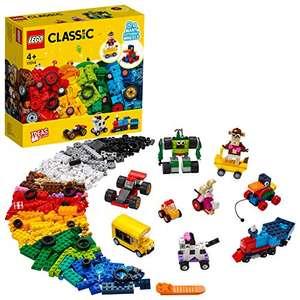 LEGO 11014 Classic Steinebox mit Rädern