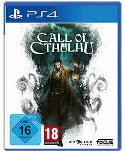 Call Of Cthulhu (PS4) - Wieder zum Bestpreis verfügbar ...