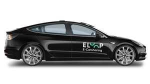 Eloop Tesla Carsharing - gratis Registrierung + 10 € Guthaben