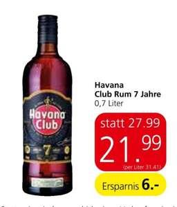 Havana Club Rum 7 Jahre mit Pickerl um 16,49 bei Eurospar
