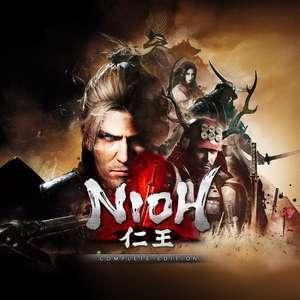 Nioh: The Complete Edition (PC) komplett kostenlos (Epic Games Store)