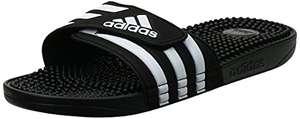 adidas Adissage Gymnastikschuh schwarz für 12,99€ (Vergleich: 18,94€)