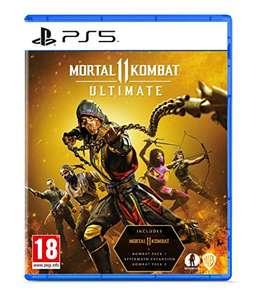 Mortal Kombat 11 - Ultimate Edition für PS5