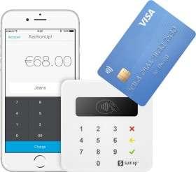 """SumUp """"Air"""" Bezahlterminal für Kartenzahlungen (2.Gen)"""