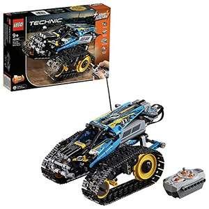 LEGO 42095 Technic Ferngesteuerter Stunt-Racer 2-in-1-Rennwagen
