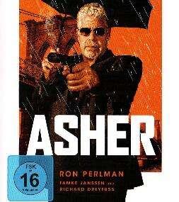 """Film: """"Asher"""" mit Ron Perlman und Richard Dreyfuss und """"Good Time"""" mit Robert Pattinson, als Stream vom SRF"""