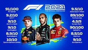 F1® 2021 - kostenlos Spielbar an diesem Wochenende (STEAM)
