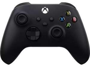 2x Microsoft Xbox Series X Wireless Controller (49,99 € pro Stück)