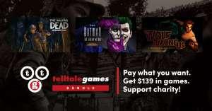 """Humble Telltale Games Bundle"" 1€ The Walking Dead Season 1 + 400 Days | 10.14€ Batman komplett + Walking Dead komplett +The Wolf among us"