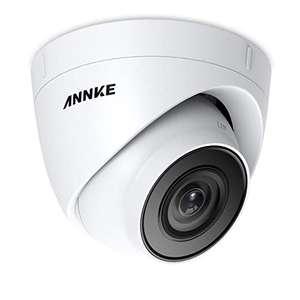 ANNKE C500 5MP Super HD PoE Turret In & Ourdoor Überwachungskamera mit SD-Slot