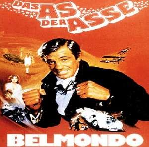 """Filme: """"Das As der Asse"""" und """"Der Greifer"""" beide mit Jean-Paul Belmondo, als Stream vom ORF"""