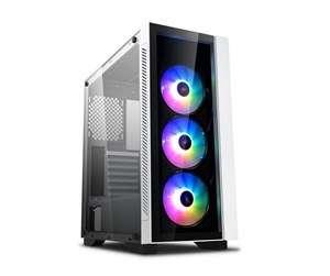 DeepCool MATREXX 55 V3 ADD-RGB WH 3F - Gehäuse - Miditower