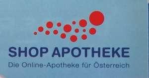 10% auf Shop Apotheke ab € 49,- Bestellwert
