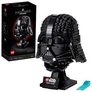 """LEGO """"Star Wars Darth-Vader Helm Bauset"""" zum neuen Bestpreis"""