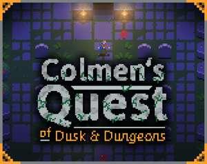 """""""Colmen´s Quest"""" (Windows / MAC / Linux PC) gratis auf itch.io holen und behalten - DRM Frei -"""