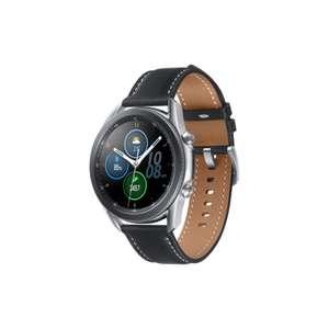 Samsung Galaxy Watch3 Edelstahl LTE 45mm mystic silver mit Gutschein nur 234€!