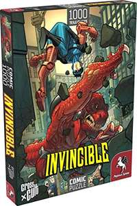 Pegasus Spiele Puzzle: Invincible, 1.000 Teile