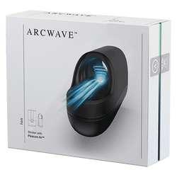 """Arcwave """"Ion Pleasure Air Masturbator """" Herren Masturbator inkl Ladestation"""