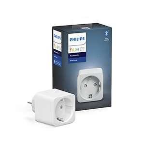 Philips Hue Smart Plug, smarte Steckdose, kompatibel mit Amazon Alexa für 19,99€ (VG: 27,69€)