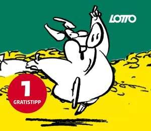 Gratis Lotto Tipp bei Neuregistrierung