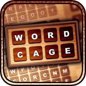 """Word Cage PRO"" (Android) gratis im Google PlayStore - ohne Werbung / ohne InApp-Käufe - (Englisch)"