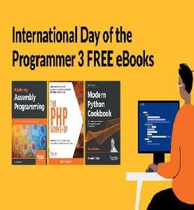 """International Day of the Programmer Bundle"" 3 eBooks (ePub / PDF / MOBI) gratis bei Fanatical (Assembler/ Python / PHP)"