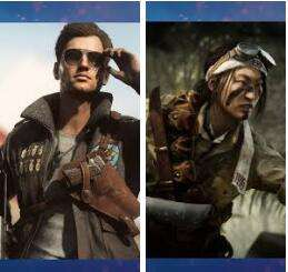 """Battlefield V - Skin DLC: Steve Fisher (Alliierter Elite) und Akira Sakamoto (Achsenmächte Elite)"" (PC / XBOX / PlayStation)"