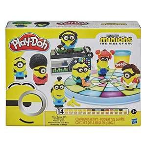 Play-Doh Hasbro E8765 Minions – Auf der Suche nach dem Mini-Boss Minions Disko