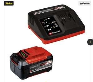 Einhell Power-X-Change 18 V Starterset 5,2 Ah, Power X-Change