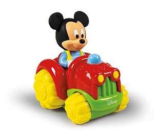 Clementoni Traktor mit Musik aus Micky Maus