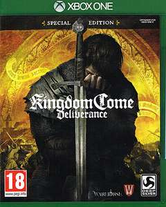"""""""Kingdom Come: Deliverance Special Edition"""" (Xbox One) bei Gameware.at (Abholung in Innsbruck 8,99€) oder 12,98€ (Versand)"""