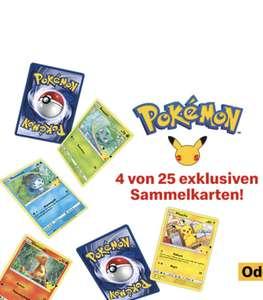 Infodeal: Pokemon 25th Anniversary MC Donalds Pokemon Booster